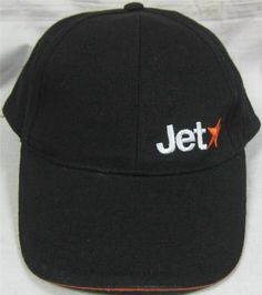 Jetstar Cap