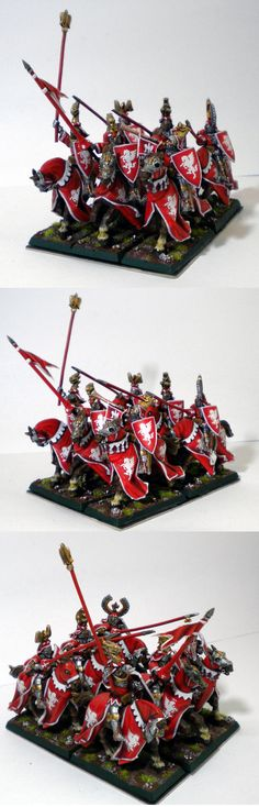 Bretonnian Knights of realm