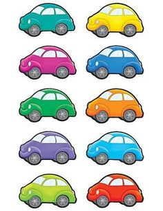 - Cars Accents, Use this decorative artwork to dress up classroom walls and doors, label bins and desks, or accent bulletin boards. Color Activities, Learning Activities, Activities For Kids, Teaching Kids, Kids Learning, Transportation Theme, Teacher Created Resources, Classroom Walls, Petite Section