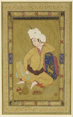 Persian Portrait
