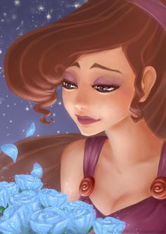 "Meg Doodle by Naivascha.deviantart.com on @DeviantArt - From ""Hercules"""