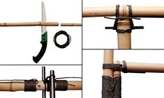 Learn how to join bamboo with these unique bamboo lashing techniques. By using the right bamboo poles, lashing rope, a simple drill and a few pegs you can start making thousands of different items such as bamboo structures, cages, furniture, rafts, towers, fences, irrigation pipes, and much more.