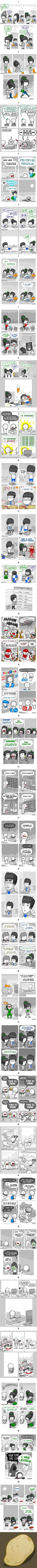 30 Comics That End Unexpectedly