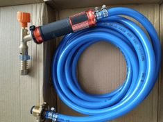 Electronic Ignition Liquefied Gas Welding Gun Torch Kit™ with 3M Hose