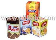 Biscuits, Hasht behesht gharbi, Isfahan, Isfahan, Iran (Islamic Republic