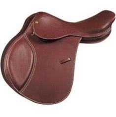 Close contact english saddle