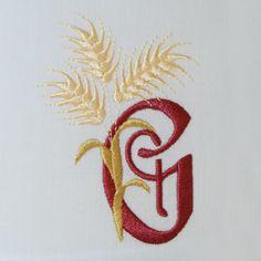 For the Harvest Alphabet- G