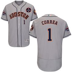 30ba23c5547 Astros Lance McCullers Grey Flexbase Authentic Collection 2017 World Series  Champions Stitched MLB Jersey. wholesale football jerseys