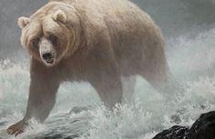 http://robertbateman.ca/paintings/RussianBrownBear.html