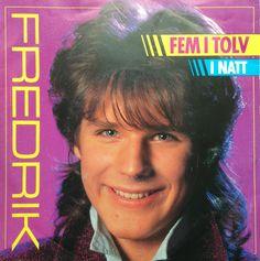 Fem i tolv. Melodifestivalen 1986.