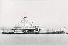 Monitor Puigcerda. El Puigcerdá fue el único monitor propiamente dicho con que contó la Armada Española en su historia, comprado para la defensa de la ría de Bilbao durante la tercera guerra carlista