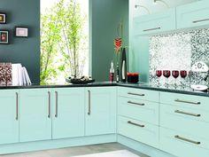 Oak Shaker Kitchen - Contemporary Kitchens