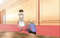 Anime Screencap and Image For Ouran High School Host Club Ouran Host Club, Ouran Highschool, High School Host Club, Vampire Knight, Aurora Sleeping Beauty, Anime, Disney Characters, Gifs, San