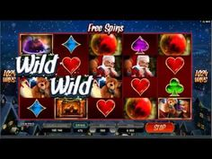 Secret Santa Slots Mystery Multiplier and Free Spins