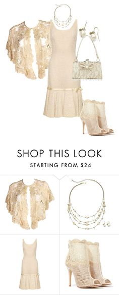 """Untitled #639"" by pholtond on Polyvore featuring jcp, Chinese Laundry and Monsoon"