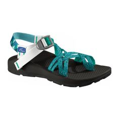River Blue: Custom Chacos