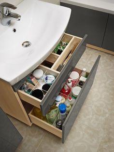 Kupujemy szafkę pod umywalkę. Najtańsze propozycje na rynku