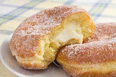 cream-cheese-filled-donut-(paczki) Recipe - RecipeChart.com