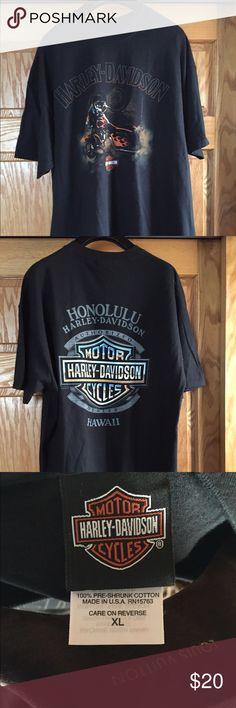 Harley Davidson from Hawaii Condition 9/10 Harley-Davidson Shirts Tees - Short Sleeve