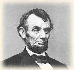 government of the people, by the people, for the people -Abraham Lincoln