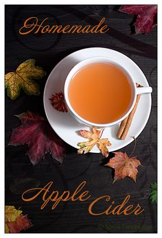 recipe; homemade apple cider; how to make apple cider; holiday drinks; Holiday recipes; apple cider; apples; Autumn; Jonagold apples; warm drinks; drinks; non-alcoholic; easy; low fat; Spicie Foodie; low sugar; fast; Thanksgiving day; festive drinks; maple syrup