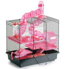 Hamster Cages | Merry Go Round Hamster Cage on Sale | Free UK Delivery | PetPlanet.co ...