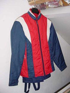 3cef71355ae 80's ski-jacket by franzi8555, via Flickr 80s Ski Jacket, Nike Jacket,