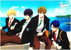 free anime school - Pesquisa Google