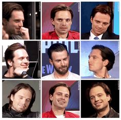 When Seb's around/talking about Chris. ;) #myedit