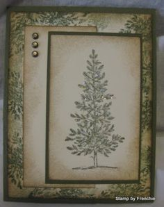 Stamp & Scrap with Frenchie: Wheel and Lovely as a Tree......