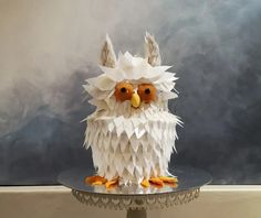 Hedwig cake Hedwig, Incense, Owl, Cake, Painting, Google Search, Owls, Kuchen, Painting Art