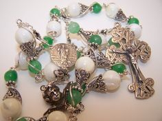 Unbreakable Chaplet Of Saint Patrick by robertd5198 on Etsy, $275.00