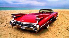 Cadillac Eldorado Biarritz Convertible 1959.