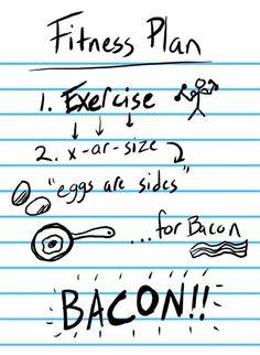 fitness plan!!