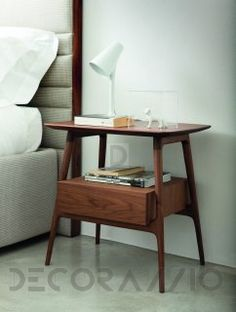 #bedsidetable #furniture #furnishings #interior #design #decoration  тумба прикроватная Porada Bilot, Bilot
