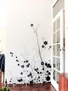 Beautiful Living Room Wall Design PURA ARTE Pinterest Living
