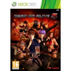 Dead Or Alive 5 Game Dead Or Alive 5 marries the signature fighting style of the popular Dead Or Alive series with stunning new graphics new online features and new martial arts techniques to create a strong new direction http://www.MightGet.com/january-2017-13/dead-or-alive-5-game.asp
