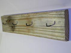 Treibholz Schlüsselbrett von Zen-Art auf DaWanda.com