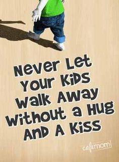 Love your children regardless