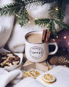 christmas mood winter weihnachten 20 Rules of Winter Hygge Living To Warm Up Your Body amp; Coffee Love, Coffee Break, Hot Coffee, Drink Coffee, Banana Coffee, Coffee Plant, Coffee Menu, Coffee Poster, Coffee Girl