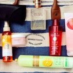 Beach Bag Essentials: Avene, Vichy, Kerastase, The Body Shop, Estee Lauder and Bourjois