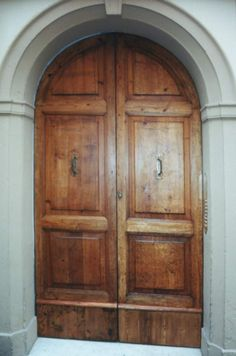 00 - porta in legno di conifera.