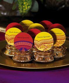 Indian wedding favors Via incasagiftscom