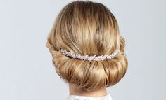 """Here are today's top feature of 30 soft romantic wedding hairstyles for your inspiration. And a quick beauty tip from the real bride: """"Don't choose a bridal look too far from the real you. Experiment with different hairstyles, but choose the one you feel most comfortable with, the one that is most you. You don't want to look back at photos of the wedding day and wonder who is that?"""""""