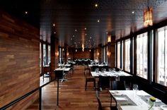 Cumuru Restaurant in Santiago, Chile by Gonzalo Mardones Viviani