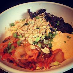 World Street Kitchen- Rice Bowl.