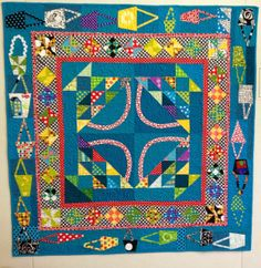 Humble Quilts: featured quilter for October--Jan Tetzlaf