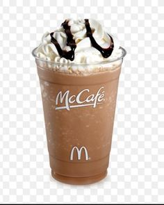 I& not really a coffee fan, but those Mocha Frappe things from McDonalds are delicious. I used to grab one when I& swing by for my super . Mcdonalds Mocha Frappe, Mcdonalds Coffee, Moca, My Coffee, Coffee Drinks, Coffee Club, Mocha Frappe Recipe, Skinny Mocha Frappuccino Recipe, Starbucks Frappuccino