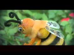 Oye las abejas (Zum zum zum zum zum dejame salir) canciones preescolar - YouTube
