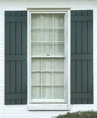 shutters for outside windows - Google Search